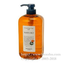 Natural Hair Soap Premium  1L with MARIGOLD
