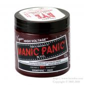 MANIC PANIC Hair Color INFERNO 118ml