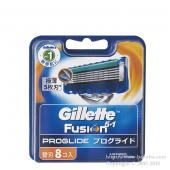 Gillette Fusion PROGLIDE MANUAL BLADE 8 pieces