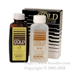 ARIMINO GOLD Quick color(60ml×2) B5