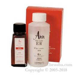 Ann Ann Hair Color ER(40ml+80ml) 43E red box