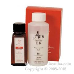 Ann Ann Hair Color ER(40ml+80ml) 45E red box