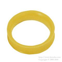 Scissors Color Ring Yellow L