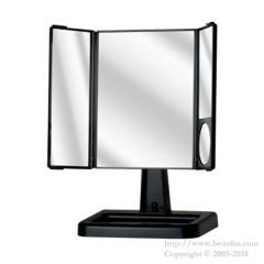 Eye Makeup Mirror Y-2000 Black