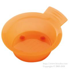 Hair Dye Cup 200 with Knob Orange