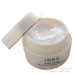 IONA Salon Limited Moist Ion Cream Premium 45g