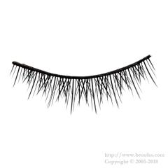 Spring Heart Eyelash 02 Natural Cute 1 pare with 1 Glue